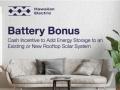 ハワイ大手電力、住宅蓄電池の放電時間を指定、火力廃止へ