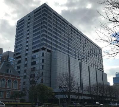 東京地方裁判所の外観