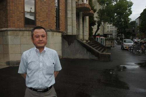 京都大学大学院経済学研究科の中山琢夫特定講師