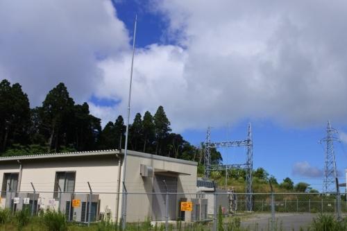 図4●変電所にある建屋内にはSVCが設置されている