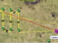 「刈る頻度を細かく調整」、太陽光向け「ロボット草刈り」に位置情報を活用