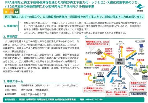 図9●「公共施設の設備制御による地域内再エネ活用モデル構築事業」