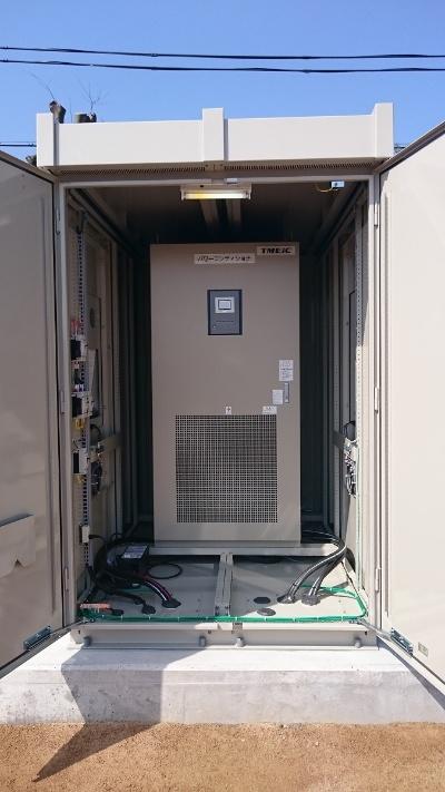 図3●東芝三菱電機産業システム(TMEIC)製のPCS