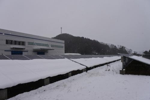 図5●近畿地方ながら、日本有数の積雪地域でもある