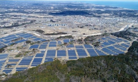 図1●「浪江酒井第一・第二太陽光発電所」