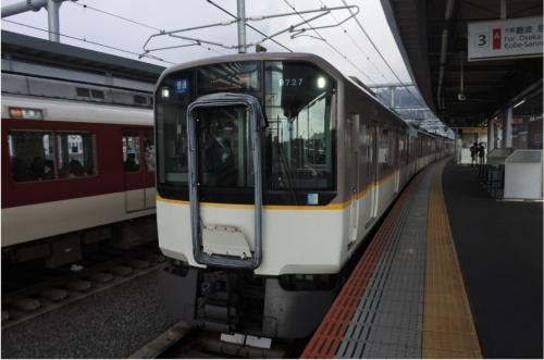 図1●近鉄・東花園駅の構内