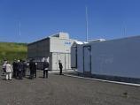 松前町「マイクログリッド」構築へ、風力と蓄電池で全町自立
