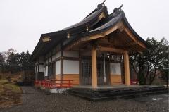 図14●再建された早来神社