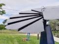北コロラド大、「フラワー型太陽光」を学生主導で設置