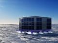 南極・昭和基地で持続可能な住宅を実証、太陽光を搭載