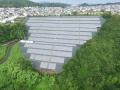 戸田建設、長崎の自社メガソーラー電力を筑波の事業所で活用