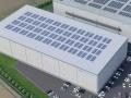 三井倉庫、加須市にヘルスケア専用物流施設、屋根太陽光を導入