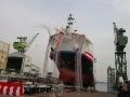 世界初の「液化水素」運搬船が進水、豪州から輸入