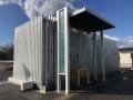 富山市に「再エネ水素ステーション」、300kWの太陽光併設