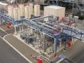 世界初の国際間水素輸送、ブルネイで生成したMCHから水素を分離