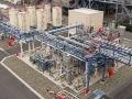 ブルネイから輸送した水素で火力発電、MCHから分離