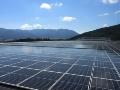 日本ベネックス、宇美町の物流施設に屋根借り太陽光、FIT単価14円