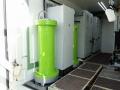 日本工営、フライホイール蓄電を製品化、出力60kW