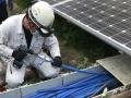 山梨の太陽光でアルミケーブル採用、盗難防止に効果