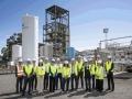 日豪間の水素サプライチェーン実証、豪州サイトの設備公開