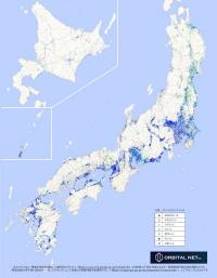 再生可能エネルギー発電事業計画 認定情報位置情報化マップ