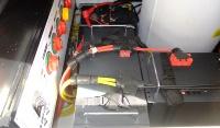 船内の蓄電池システム