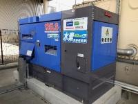 水素混焼発電設備