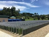 ちとせグループが設計・監修を担当したサラワク生物多様性センター(SBC)敷地にある1000m2の藻類培養設備
