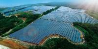 熊本県益城町で開発・運営している発電所の例