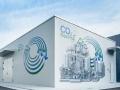 デンソー、工場内でCO2循環、太陽光で排ガスからメタン合成