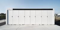 高砂熱学イノベーションセンターに設置した「Megapack」