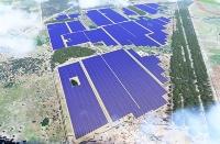エデンヴェール太陽光発電所の完成予想図