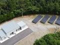 太陽光で水素製造、長崎市でイワテックが実証