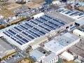 テス、オンサイトPPAモデルで太陽光、3工場で稼働