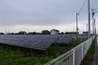低圧事業用太陽光の電力をまとめて供給する(画像はイメージ)