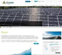 Elawan Energyのホームぺージ