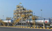 ブルネイに設置した水素化プラント