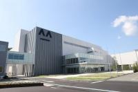 マンダム福崎工場の新生産棟