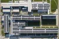 AMAGランスホーフェン工場の屋根置きメガソーラー