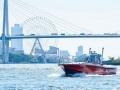 ヤンマー、「燃料電池船」を試験航行、70MPa高圧で充填