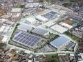 プロロジス、古河市に物流施設、3MWの太陽光