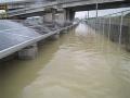 台風で敷地が浸水! でも太陽光の全設備が難を逃れたワケ