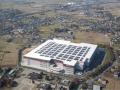 久喜市最大級のメガソーラーが屋根上に稼働