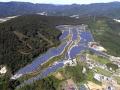 「設計時にO&M担当者も議論」、石巻のゴルフ場跡にみるトリナ・ソーラーの太陽光開発