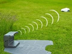 図3●ロボットによる芝刈りの概要