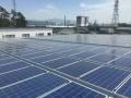 横浜環境、RE100企業のグループ拠点に屋上太陽光を施工