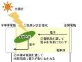 京大、色素増感太陽電池で新材料、効率15%も視野に