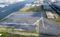 Sharp Contrast in Solar Power Generation Amounts on 2 Islands