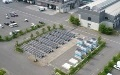 'PV/hydrogen System' Set Up at Wholesale Market in Fukushima