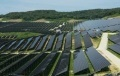 Cost Lowered, Efficiency Boosted by Using 'DC 1,500V' at 71MW Solar Plant